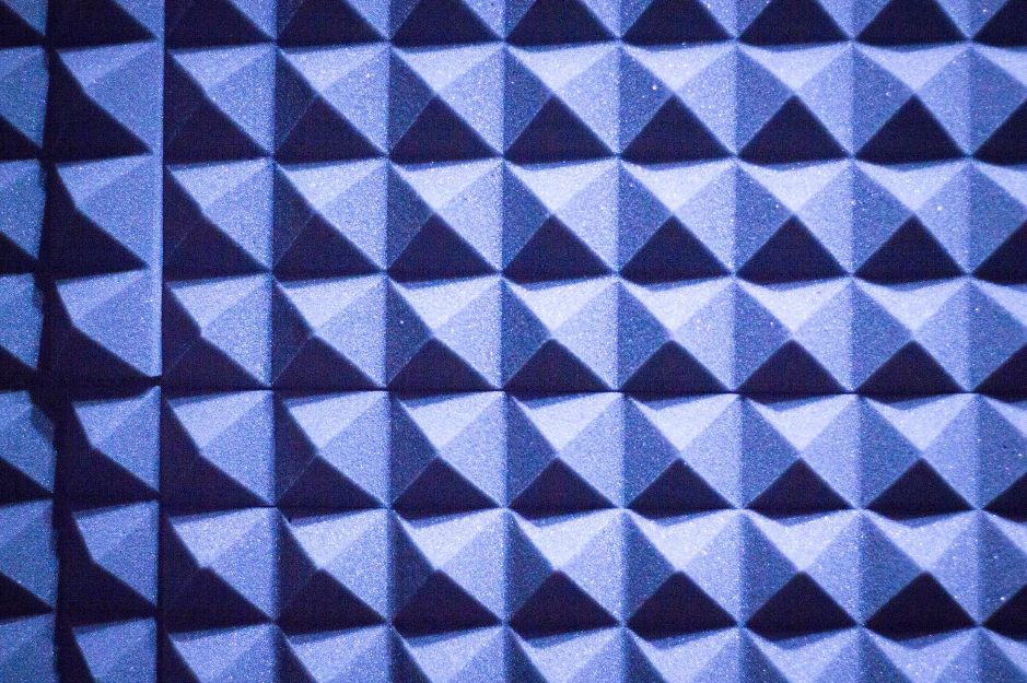 paneles de espuma acústica